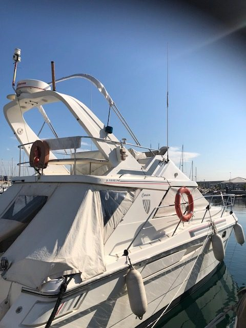 fairline corsica 35 for sale