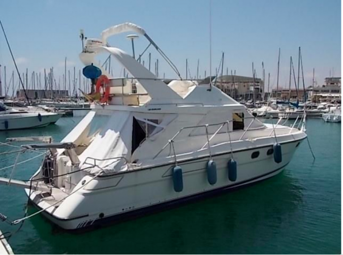 Fairline corsica 35 for sale 1993